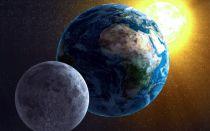 Как вращаются Земля, Луна и Солнце