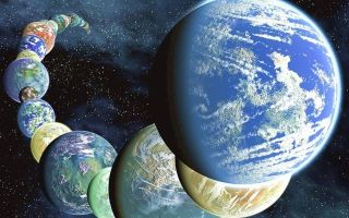 Землеподобные экзопланеты