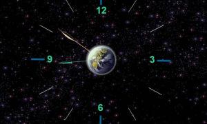 Разница во времени на Земле и в космосе