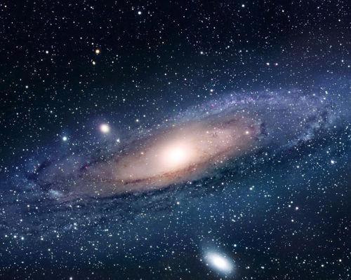 В какой галактике мы живем?