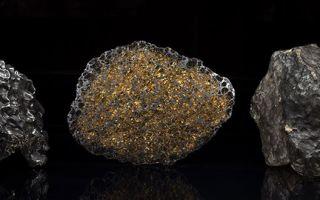 Какие бывают метеориты