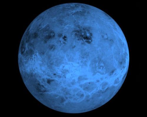 Особенности атмосферы планеты Венера