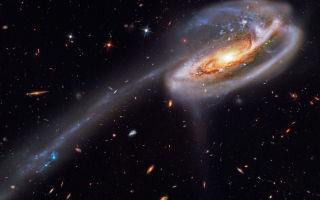 Что такое галактика и какой она бывает