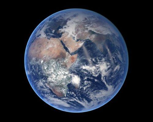 Как зарождалась планета Земля