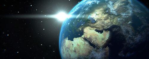 Как вращается Земля