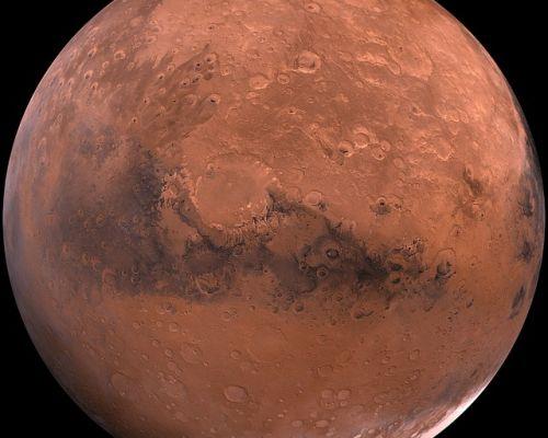 Карты планеты Марс