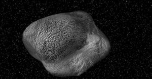 Опасный астеродид