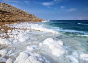 Соль в океане