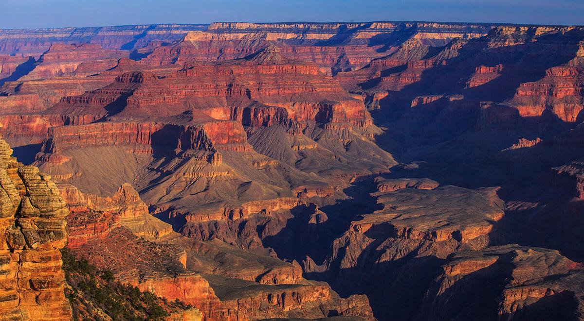 Grand Canyon в Америке