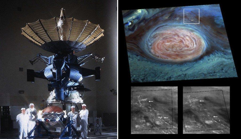Галилео обеспечил учёных наиболее полной информацией о Юпитере