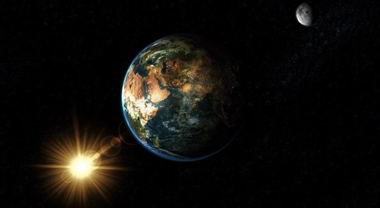 Вращение Земли вокруг солнца и своей оси