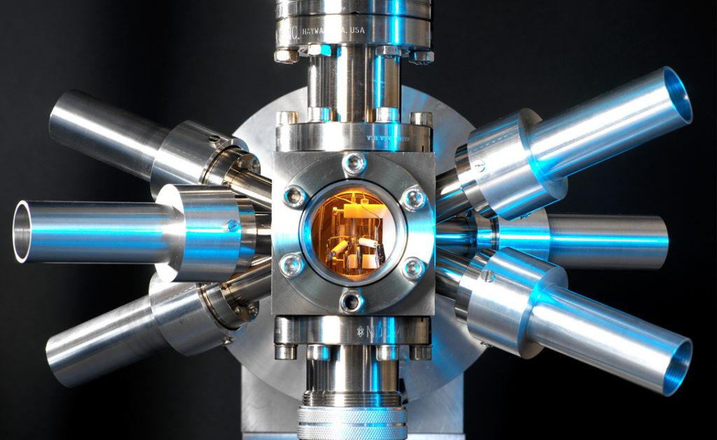 Изображение атомных часов