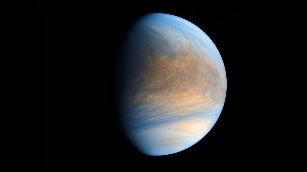 Как выглядит планета Венера в телескоп