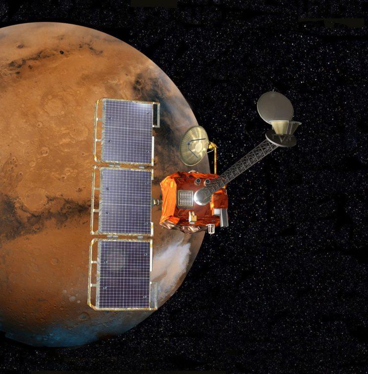 «Марс Одиссея»