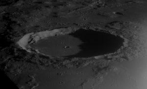 Лунный кратер Мариус