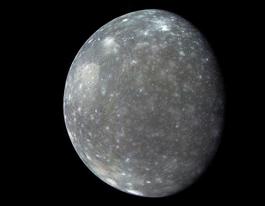 Спутник Калисто