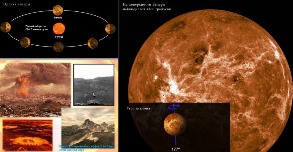 Почему на Венере не происходит смена сезонов