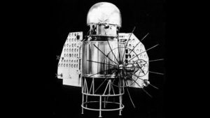 Советская автоматическая межпланетная станция Венера-1