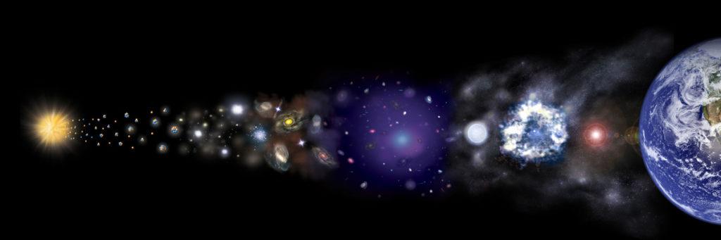 Взрыв вселенского масштаба