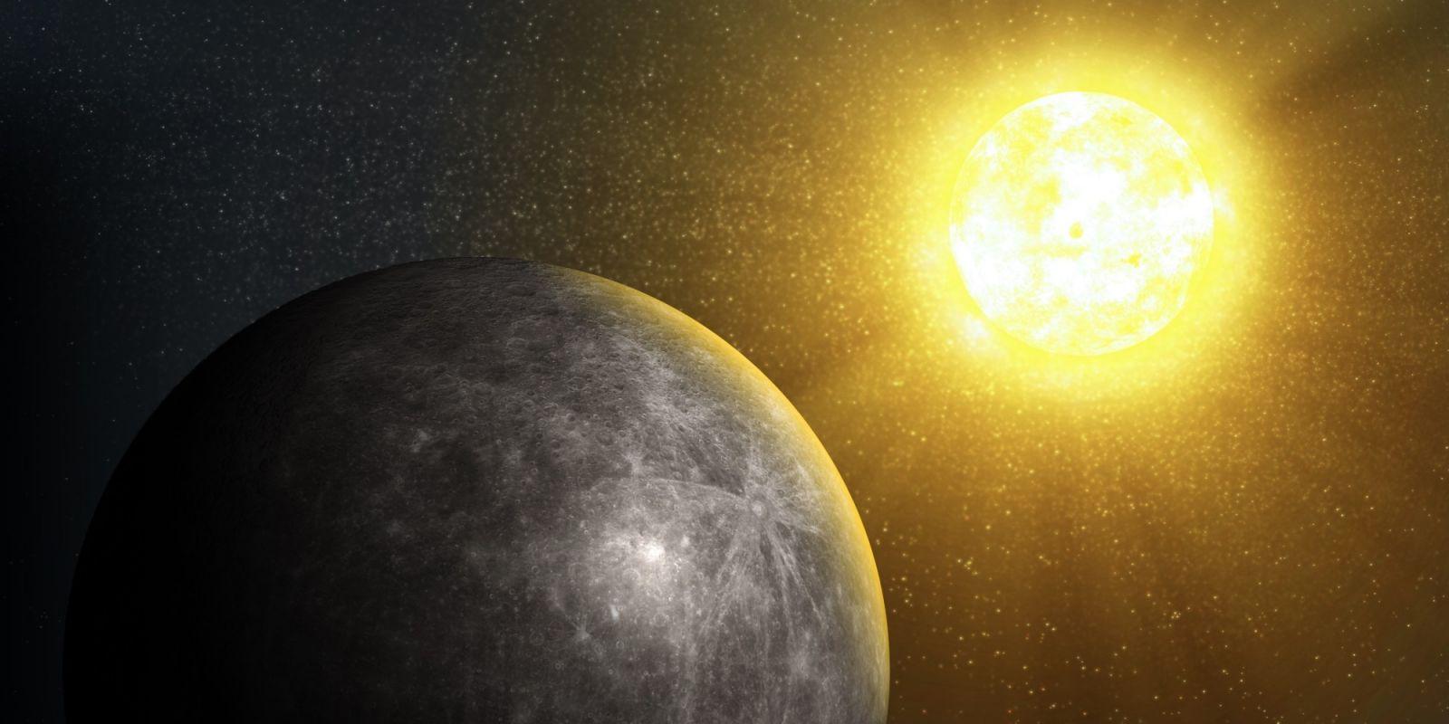 Меркурий самая близкая планета от Солнца
