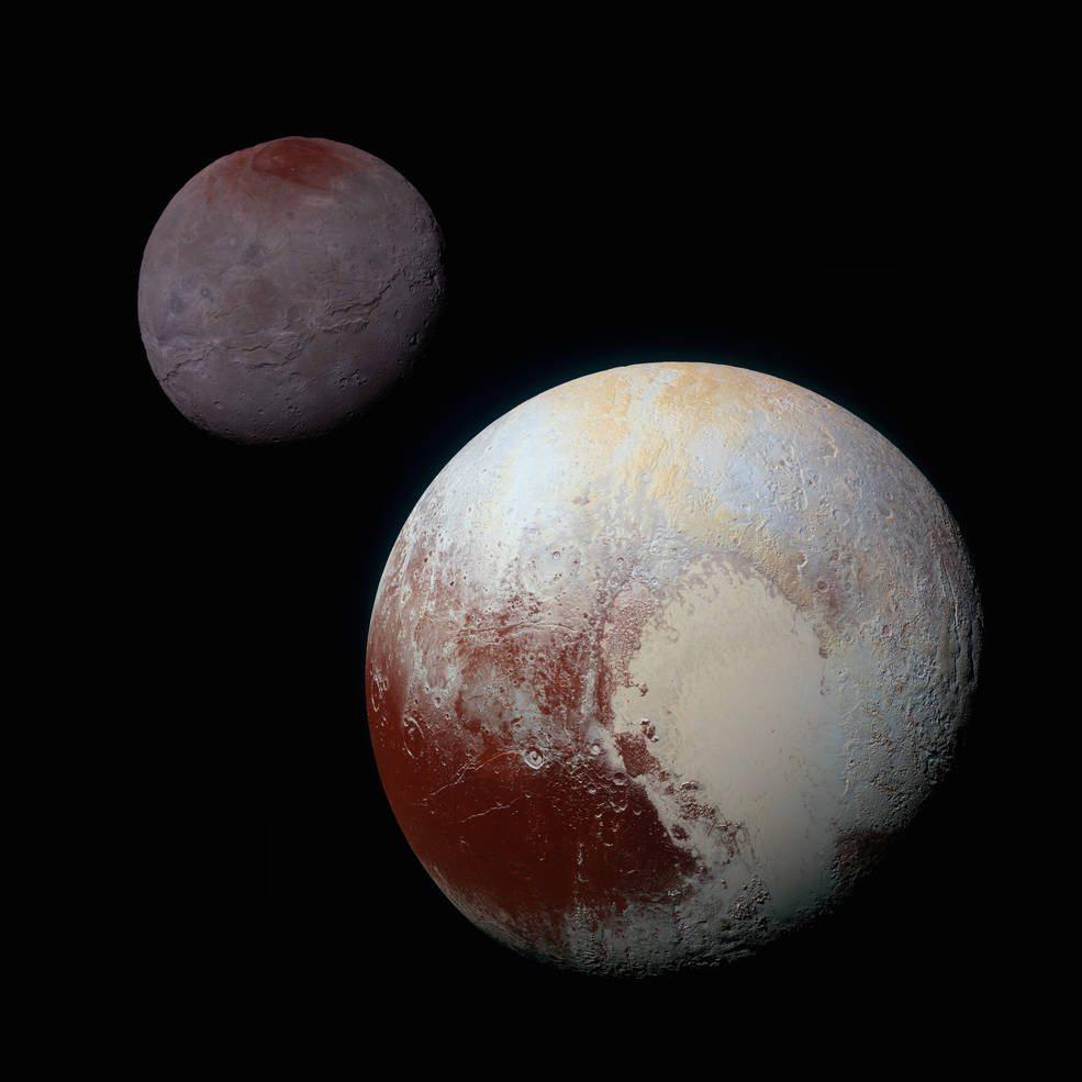 Плутон-Харон