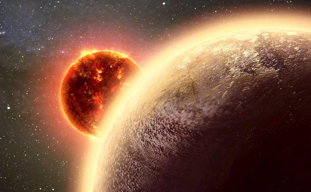 Атмосфера планеты Венера