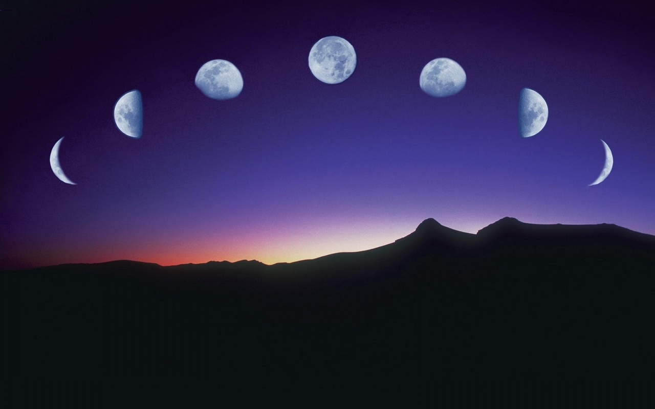Луна - не планета