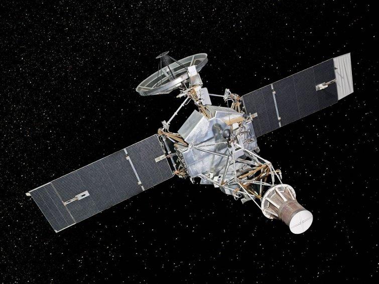 Маринер космический аппарат