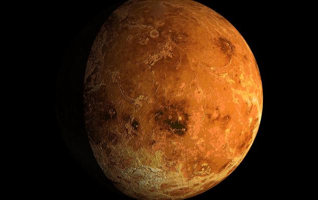меркурий со спутника