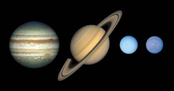 Планеты гиганты