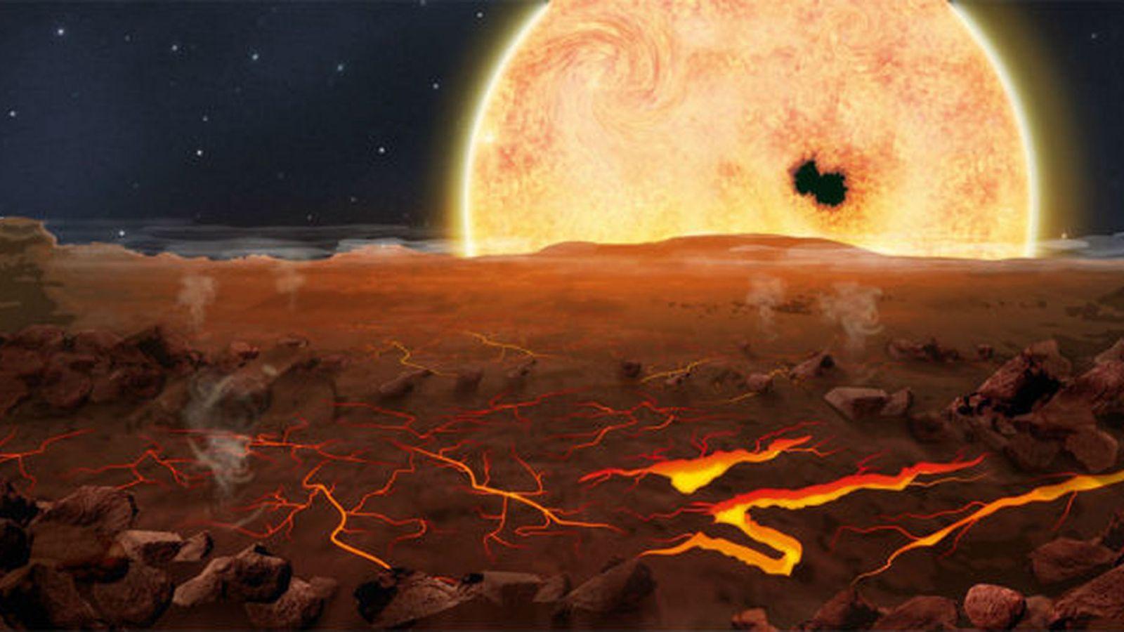 Kepler 78b - похожа на Землю, но горяча