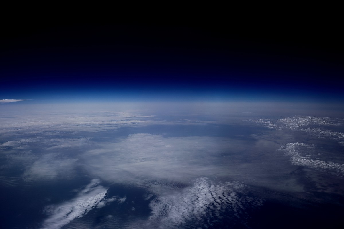 Тропосфера Земли