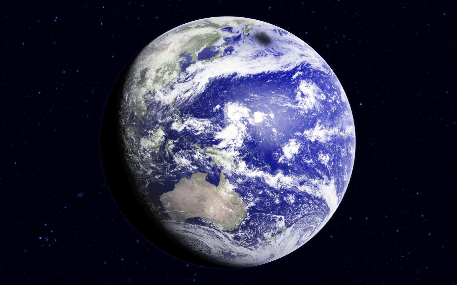 Характеристики Земли