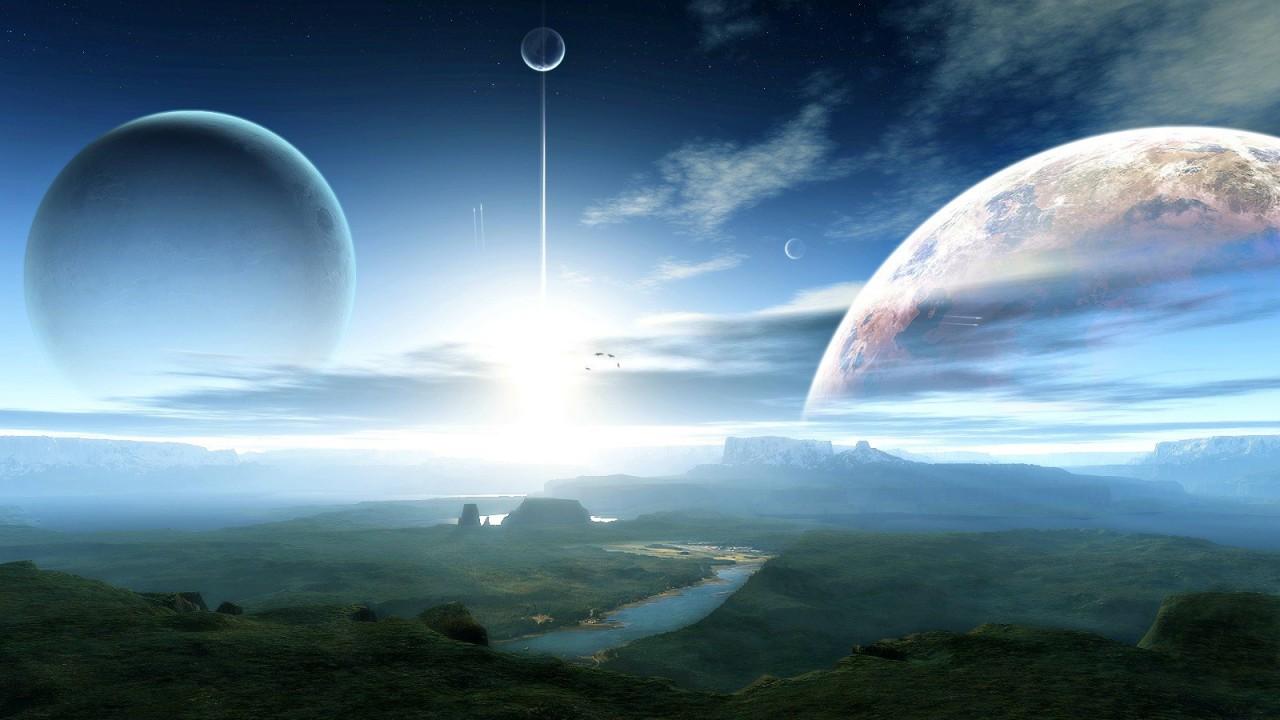 Похожие на Землю планеты могут стать потенциальным домом