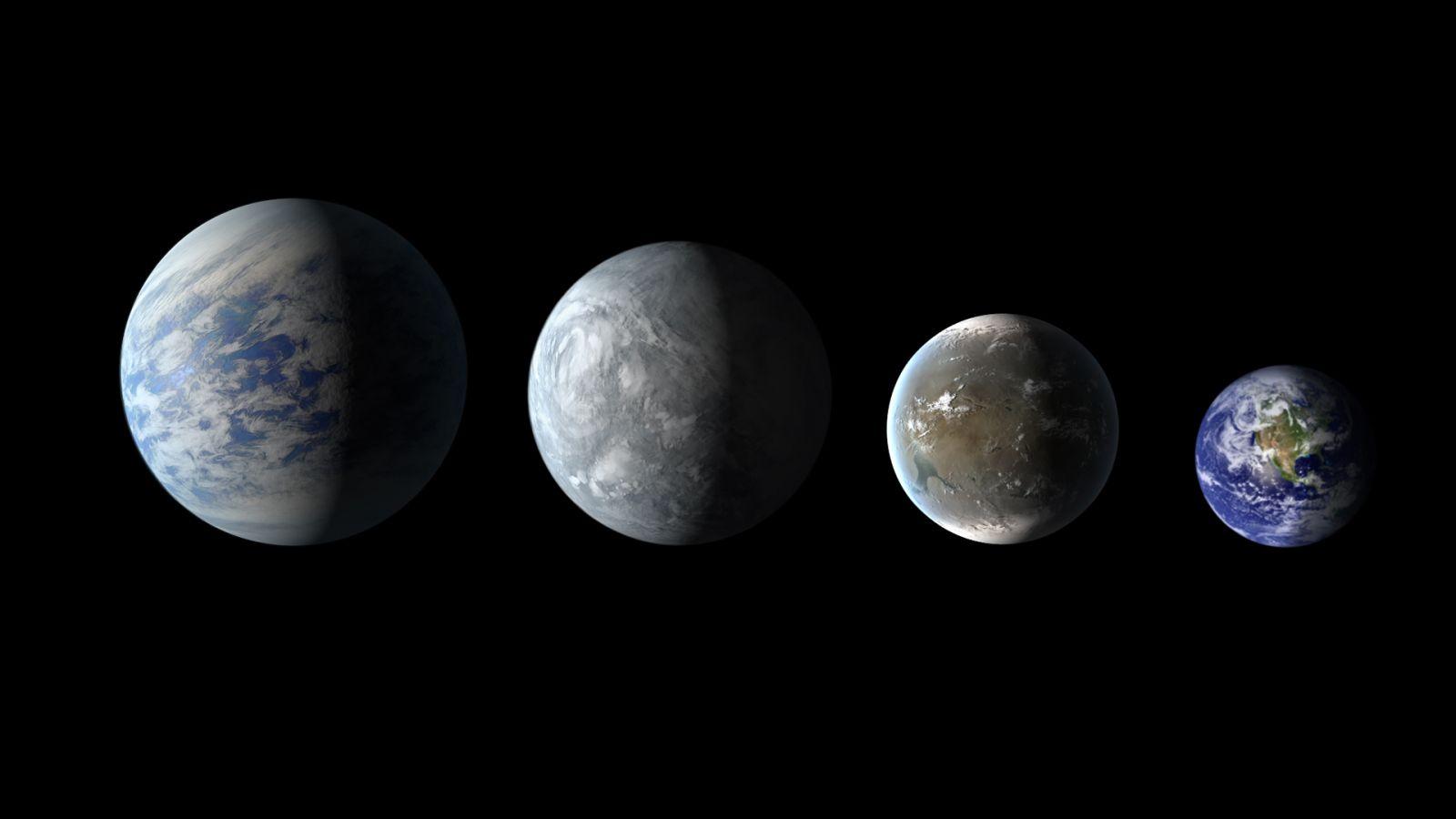 Планеты,похожие на Землю