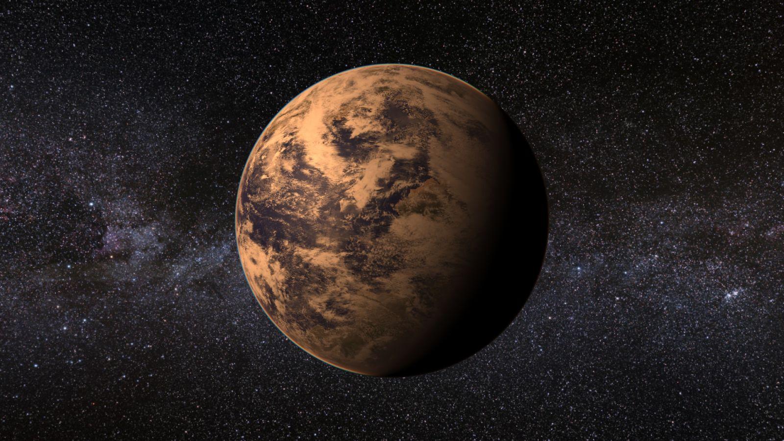 Gliese 667 Cc - экзопланета, которая возможно пригодна для жизни