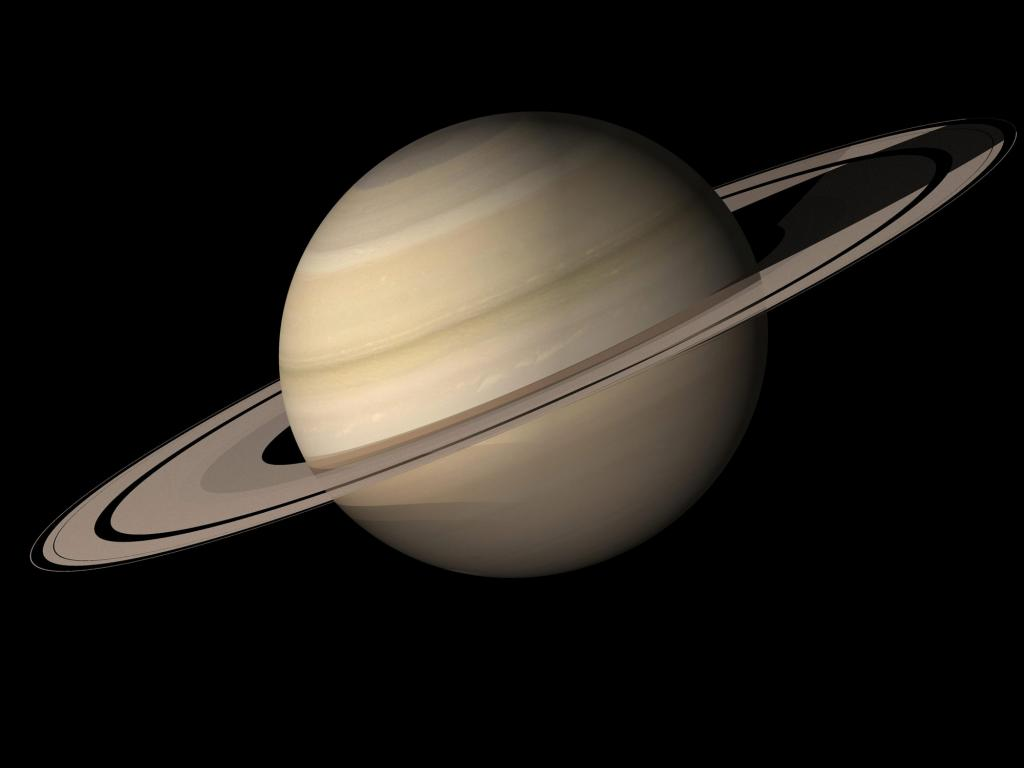 Характеристики Сатурна
