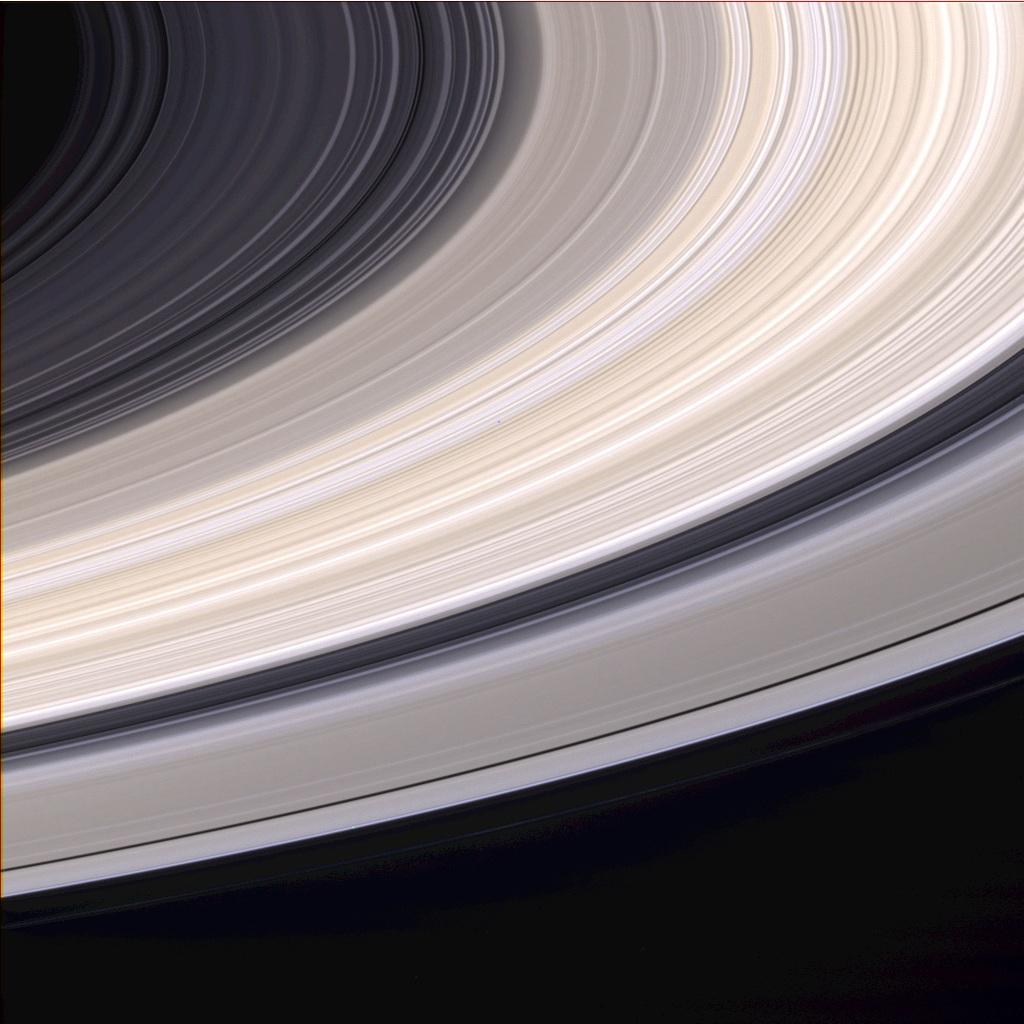 Цвет колец планеты