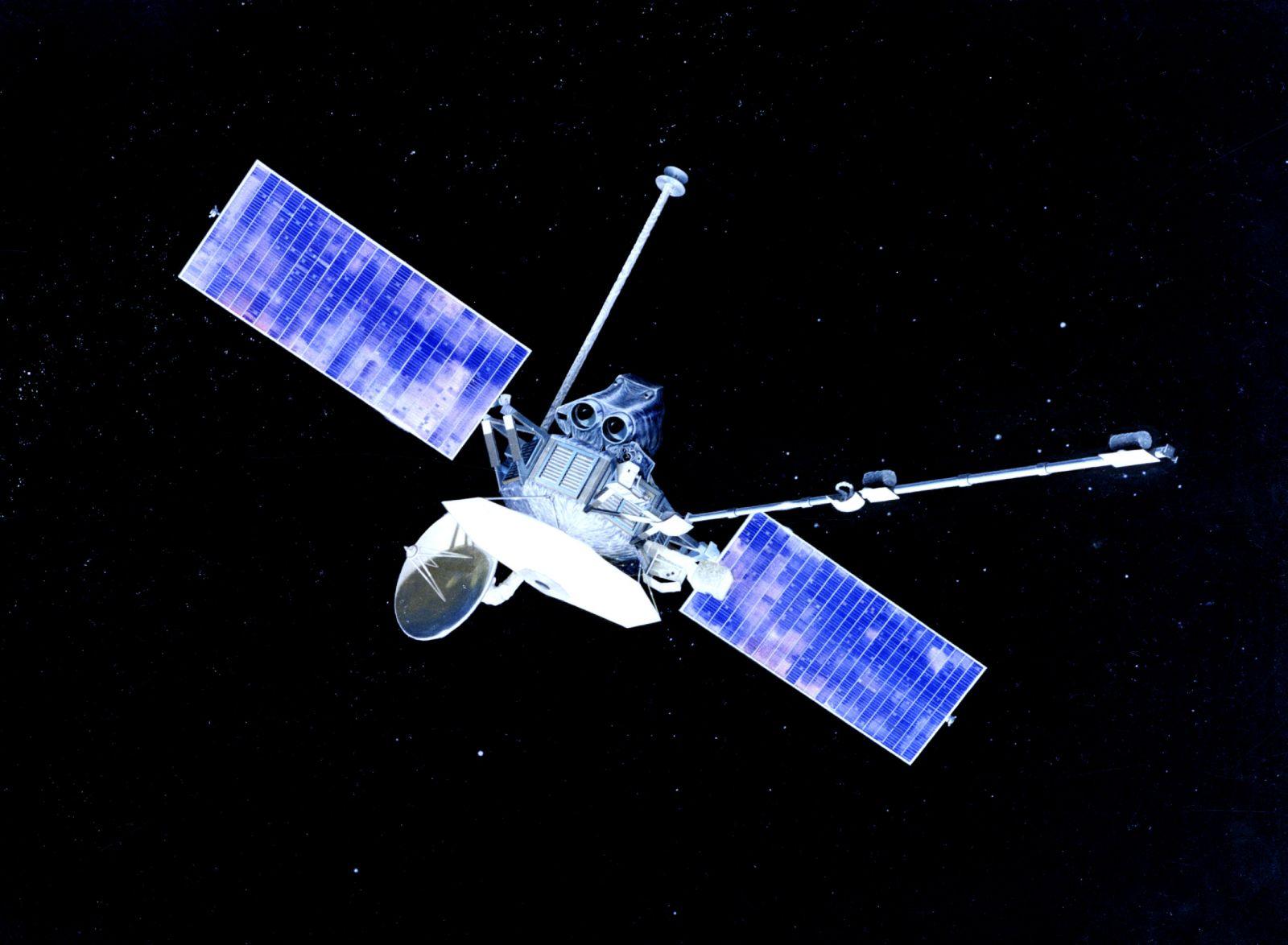 """Зонд """"Маринер-10"""""""