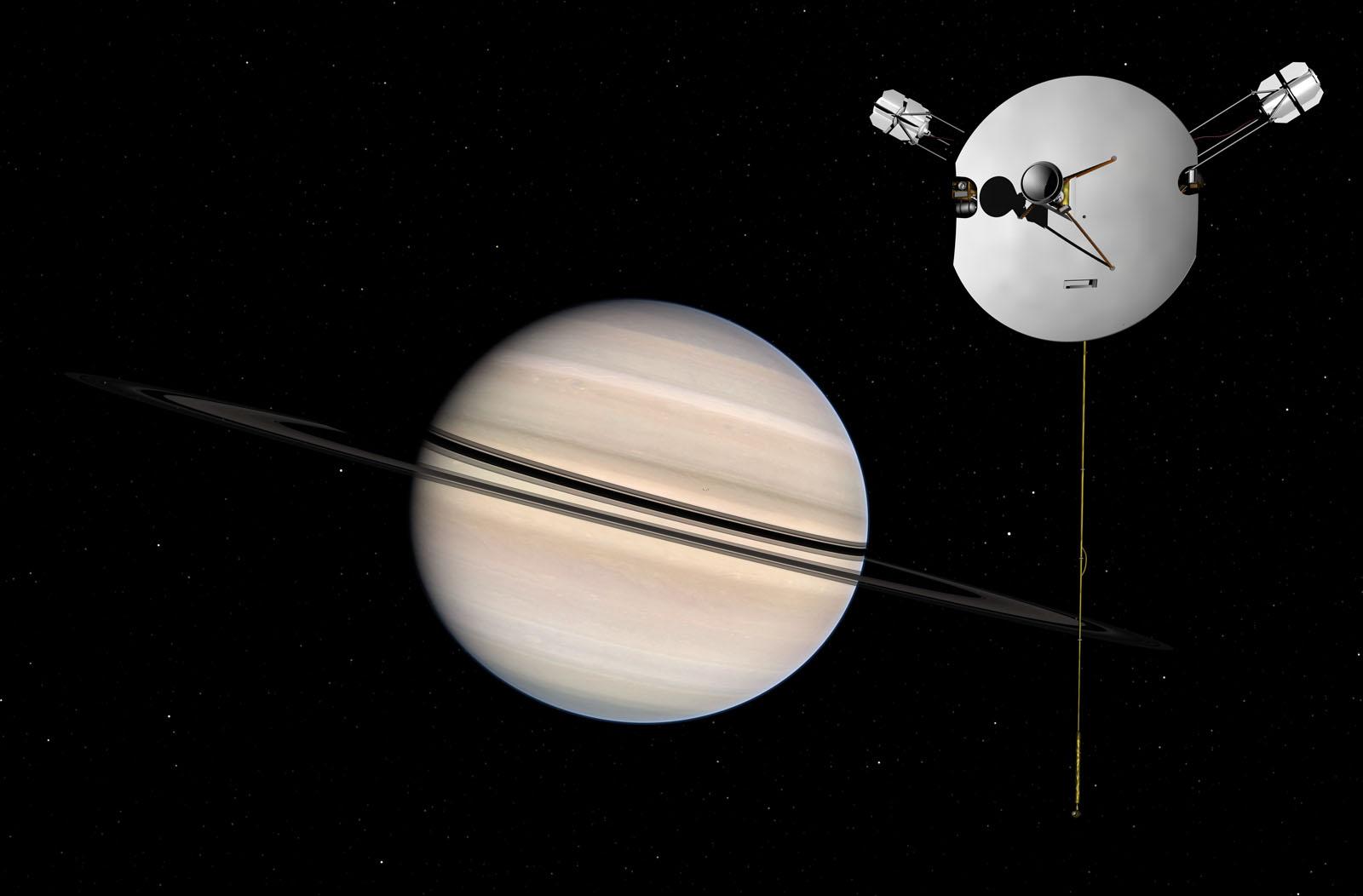 Изучение Сатурна