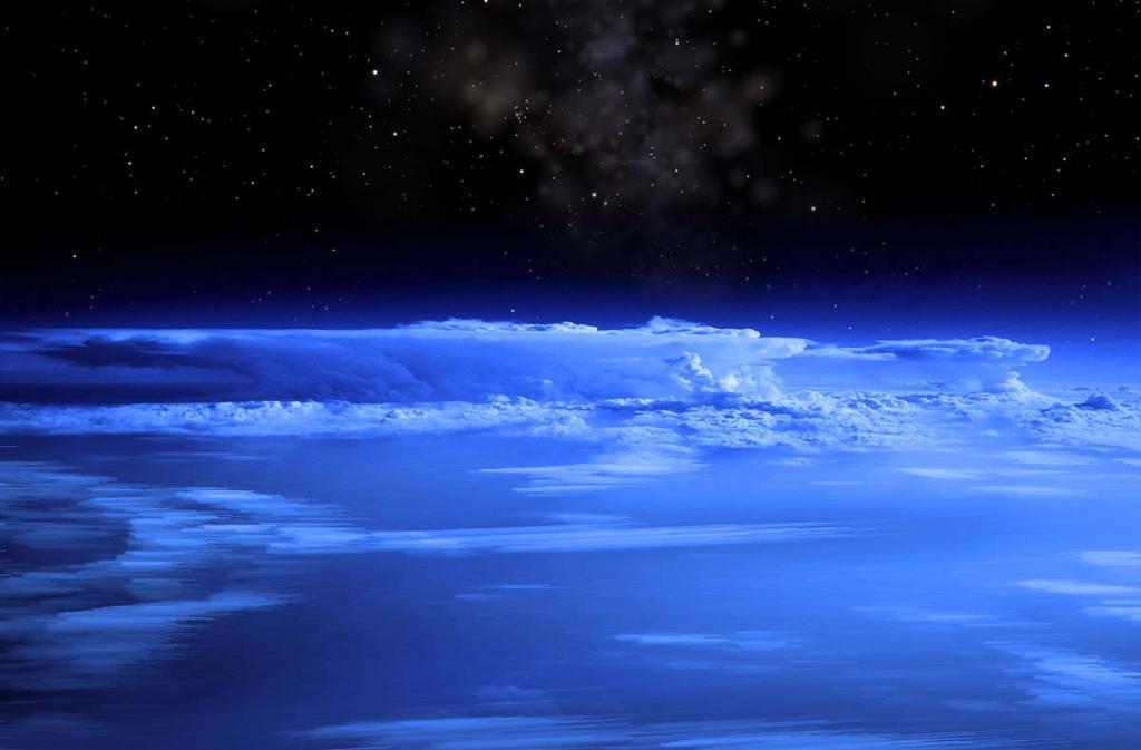 Поверхность Урана
