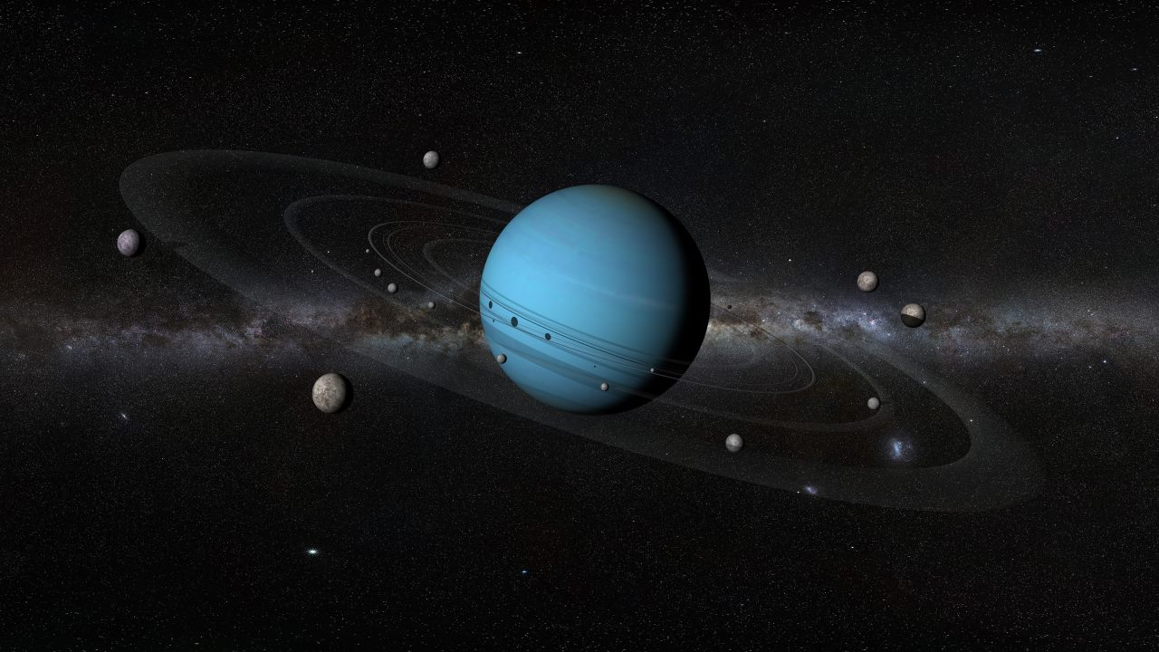 Открытие Урана