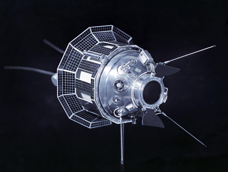 Зонд Луна-3