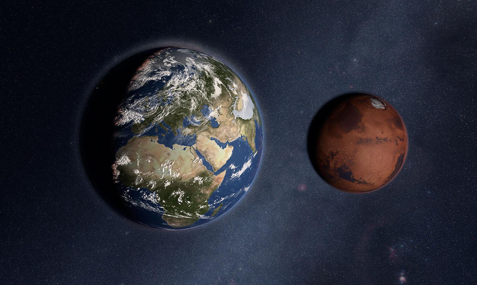 Соседние планеты