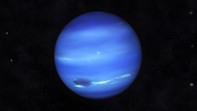 Температура Нептуна