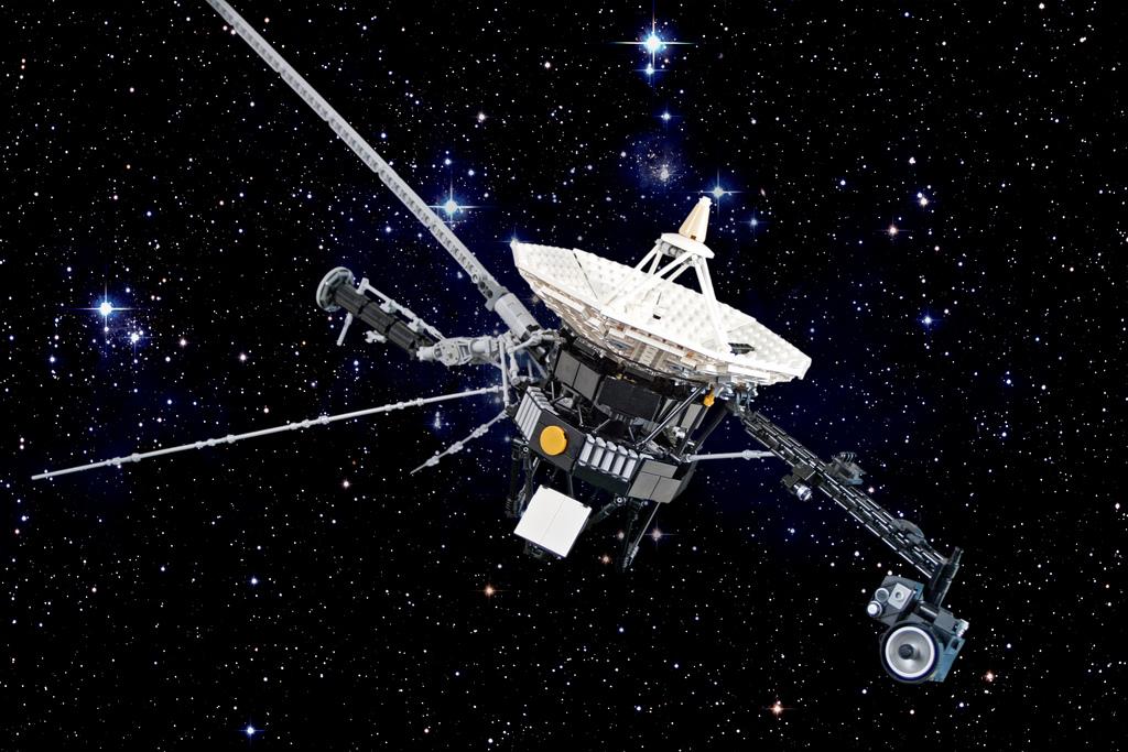 Вояджер-2 космический аппарат
