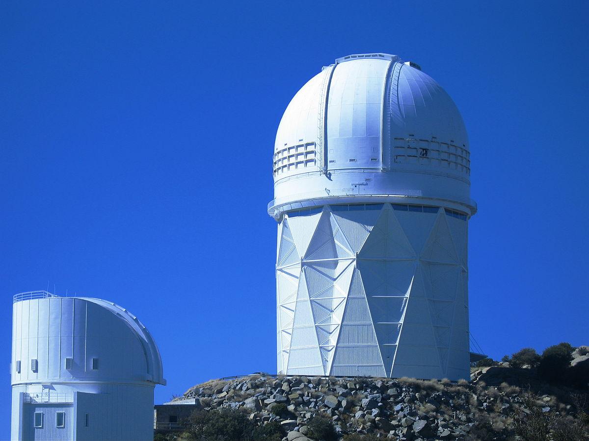 Nicholas U. Mayall телескоп