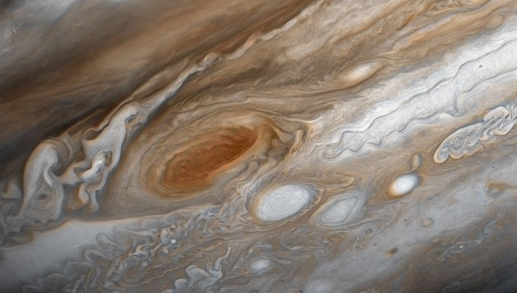БКП на Юпитере.