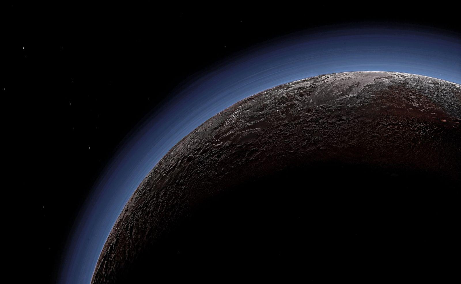 Атмосфера планеты