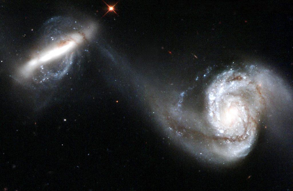 Пекулярные галактики